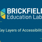 Brickfield Education Labs Thumbnail Key Layers of Accessibility