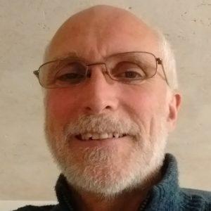 Alistair McNaught selfie