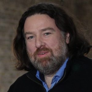 Headshot of Gavin Henrick